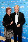 ©F.Andrieu-Bruxelles- 02-02-2013-Magritte du cinéma- Didier Reynders et son épouse