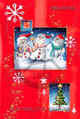 Isabella, CHRISTMAS SANTA, SNOWMAN, paintings(ITKE531798,#X#) Weihnachtsmänner, Schneemänner, Weihnachen, Papá Noel, muñecos de nieve, Navidad, illustrations, pinturas