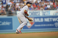 05/20/12 Los Angeles, CA: St. Louis Cardinals shortstop Rafael Furcal #15 during an MLB game between the St Louis Cardinals and the Los Angeles Dodgers played at Dodger Stadium. The Dodgers defeated the Cardinals 6-5.