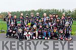 Killarney CC cyclists  at the Nicolas Roche cycle in Killarney on Sunday