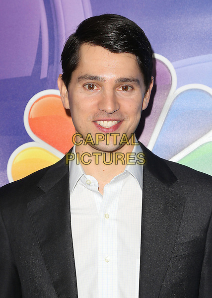 18 January 2017 - Pasadena, California - Nicholas D'Agosto. 2017 NBCUniversal Winter Press Tour held at the Langham Huntington Hotel. <br /> CAP/ADM/FS<br /> &copy;FS/ADM/Capital Pictures