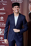 Alfred Garcia during the David Bisbal 40th Birth Day concert photocall at Teatro Real in Madrid, Spain. June 05, 2019. (ALTERPHOTOS/A. Perez Meca)