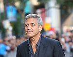 George Clooney attends the 'Suburbicon' premiere during the 2017 Toronto International Film Festival at Princess of Wales Theatre on September 9, 2017 in Toronto, Canada.