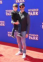 "10 March 2019 - Westwood, California - Reid Scott. ""Wonder Parker"" Los Angeles Premiere held at Regency Village Theater. Photo Credit: Birdie Thompson/AdMedia"