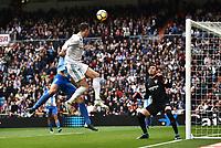 REAL MADRID v MALAGA CF. LA LIGA 2017/2018. ROUND 13.