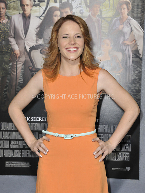 WWW.ACEPIXS.COM....February 6 2013, LA....Katie Leclerc arriving at the Los Angeles premiere of 'Beautiful Creatures' at TCL Chinese Theatre on February 6, 2013 in Hollywood, California.....By Line: Peter West/ACE Pictures......ACE Pictures, Inc...tel: 646 769 0430..Email: info@acepixs.com..www.acepixs.com