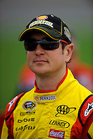 Kurt Busch (#22) dreams of a way to be release from Penske Racing.