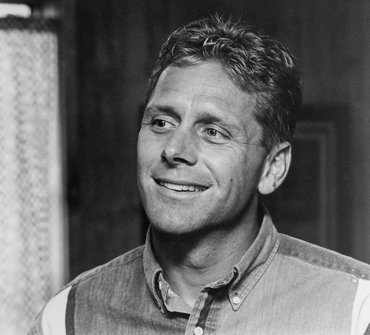 Rep. Steve Largent, R-Okla., in October 1994. (Photo by Chris Martin/CQ Roll Call via Getty Images)