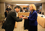CHICAGO, SEPTEMBER 19, 2007 : Lecture by Shelley S.Magill, MD, PhD, with D. Mitsuo Kaku, MD, PhD as chairman