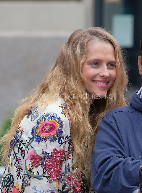 WWW.ACEPIXS.COM<br /> <br /> May 30, 2017 New York City<br /> <br /> Actress Teresa Palmer made an appearance at the AOL Build on May 30 2017 in New York City.<br /> <br /> <br /> Please byline: Curtis Means/ACE Pictures<br /> <br /> ACE Pictures, Inc.<br /> www.acepixs.com, Email: info@acepixs.com<br /> Tel: 646 769 0430