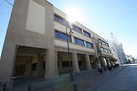 El palacio municipal de Hermosillo y palacio de gobierno del estado de Sonora. Ayuntamiento . Ayuntamiento de Hermosillo
