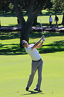 Martin Kaymer (GER) during the 2nd day at the  Andalucía Masters at Club de Golf Valderrama, Sotogrande, Spain. .Picture Denise Cleary www.golffile.ie