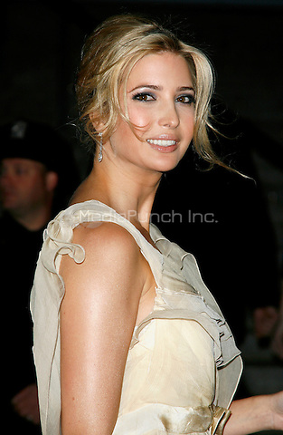 Ivanka Trump<br />