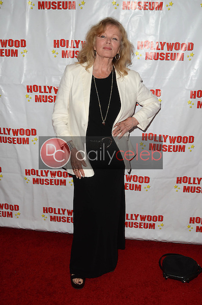 """Marta Kristen at """"Child Stars - Then and Now"""" Exhibit Opening at the Hollywood Museum in Hollywood, CA on August 19, 2016. (Photo by David Edwards)"""