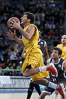 Herbalife Gran Canaria's Tomas Bellas during Spanish Basketball King's Cup match.February 07,2013. (ALTERPHOTOS/Acero) /NortePhoto
