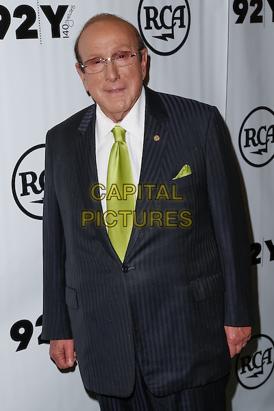 New York, NY - October 1 : Clive Davis attends 92nd Street Y Presents Aretha Franklin and Clive Davis in Conversation with Anthony Decurtis held at the 92nd Street Y on October 1, 2014 in New York City. (Photo by Brent N. Clarke / MediaPunch)<br /> CAP/ADM/BNC<br /> &copy;BNC/ADM/Capital Pictures