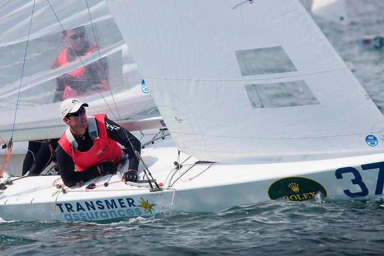 8237, Xavier Rohart, Pierre Alexis PONSOT, Star, FRA