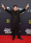 HOLLYWOOD, CA - JULY 14: Jeff Ross arrives at the Comedy Central Roast Of Bruce Willis at the Hollywood Palladium on July 14, 2018 in Los Angeles, California.