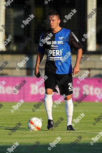 2012-07-25 / Voetbal / seizoen 2012-2013 / Rupel-Boom / Agatino Pellegriti..Foto: Mpics.be