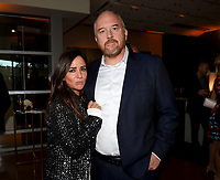 LOS ANGELES, CA - SEPTEMBER 16: (L-R) Pamela Adlon and Louis C.K. attend the FX Networks and Vanity Fair 2017 Primetime Emmy Nominee Celebration at Craft LA on September 16, 2017 in Los Angeles, California. (Photo by Frank Micelotta/FX/PictureGroup)