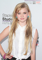 UNIVERSAL CITY, CA - JULY 22: Sierra McCormick at the 2012 Staples For Students 'Party' For A Cause hosted by Staples, DoSomething.org and Bella Thorne at the Globe Theatre at Universal Studios on July 22, 2012 in Universal City, California © mpi21/MediaPunch Inc. /NortePhoto.com*<br />