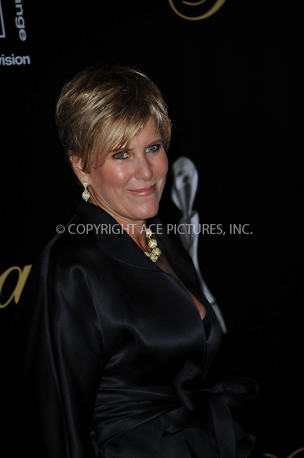 WWW.ACEPIXS.COM . . . . . ....June 3 2009, New York City....TV personality Suze Orman arriving at the 34th Annual AWRT Gracie Awards Gala at The New York Marriott Marquis on June 3, 2009 in New York City.....Please byline: KRISTIN CALLAHAN - ACEPIXS.COM.. . . . . . ..Ace Pictures, Inc:  ..tel: (212) 243 8787 or (646) 769 0430..e-mail: info@acepixs.com..web: http://www.acepixs.com