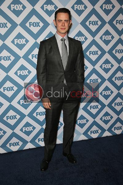 Colin Hanks<br /> at the FOX All-Star Party Winter 2014 TCA Press Tour, Langham Hotel, Pasadena, CA 01-13-14<br /> David Edwards/Dailyceleb.com 818-249-4998