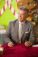 A Cookie Cutter Christmas (2014)<br /> Alan Thicke<br /> *Filmstill - Editorial Use Only*<br /> CAP/KFS<br /> Image supplied by Capital Pictures