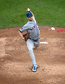 New York Mets starting pitcher Steven Matz (32) works in the second inning against the Washington Nationals at Nationals Park in Washington, D.C. on Sunday, September 23, 2018.<br /> Credit: Ron Sachs / CNP<br /> (RESTRICTION: NO New York or New Jersey Newspapers or newspapers within a 75 mile radius of New York City)