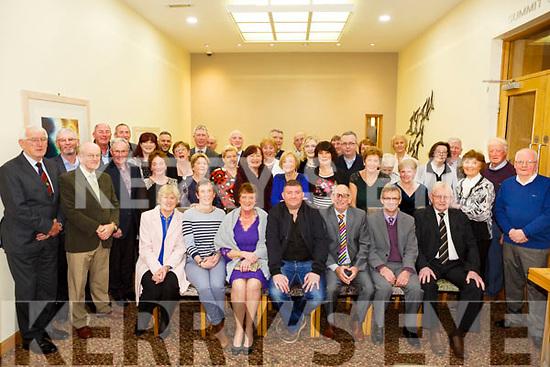Ardfert Golf Club Society annual Dinner at Ballyroe Heights Hotel on Saturday