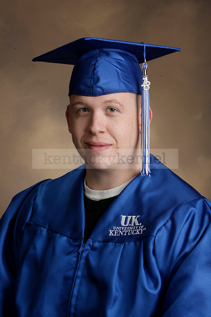 Pelgen, Jonathan photographed during the Feb/Mar, 2013, Grad Salute in Lexington, Ky.