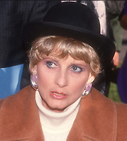 Jill Ireland Circa 1980's<br /> Photo By John Barrett/PHOTOlink.net /MediaPunch