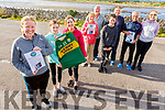 Launching the Tony O&rsquo;Donoghue Memorial Walk on Saturday 8th September at 5pm from Blennerville Windmill Carpark<br /> Front l-r, Andrea O&rsquo;Donoghue, Millie and Theresa O&rsquo;Brien.<br /> Back l-r, Mary O&rsquo;Donoghue, Donal Brosnan, Michael Ryle, Ali Lynch, Steven Griffin and Aoife Burke.
