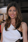 Jessica Biel at the Twentieth Century Fox L.A. Premiere of The A-Team held at The Grauman's Chinese Theatre in Hollywood, California on June 03,2010                                                                               © 2010 Debbie VanStory / Hollywood Press Agency