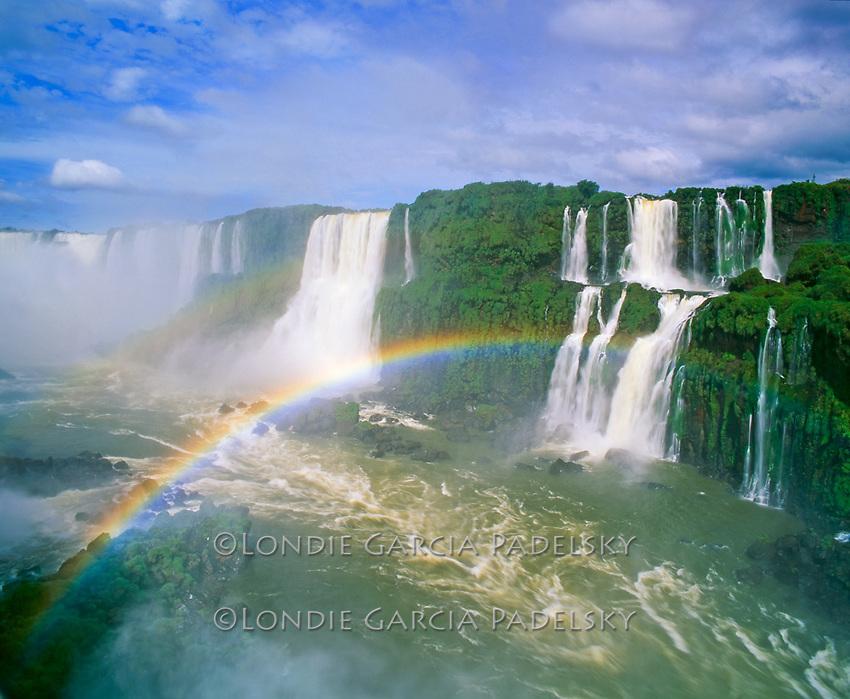 Iguaz Falls National Park, Brazil