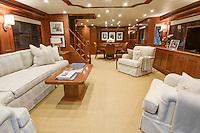Offshore 90 interior