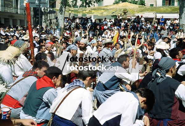 Moros y Cristianos<br /> <br /> 2598 x 1762 px<br /> Original: 35 mm slide transparency