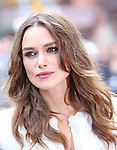 Keira Knightley attending the Red Carpet Arrivals for 'The Imitation Game' at the Princess of Whales Theatre during the 2014 Toronto International Film Festival on September 9, 2014 in Toronto, Canada.