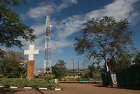 Historically, Christian missionaries to Uganda at the end of the nineteenth and early twentieth centuries chose to build their churches at the high points of the landscape. Churches and Cell towers now often coincide.