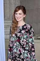 Elizabeth Lail<br /> &quot;Once Upon a Time&quot; Special Screening, El Capitan, Hollywood, CA 09-21-14<br /> David Edwards/DailyCeleb.com 818-915-4440