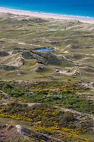 Europe/France/Normandie/Basse-Normandie/50/Manche/Cap de la Hague/Biville: Dunes de Biville  vues depuis le Belvédère du Thot // Europe/France/Normandie/Basse-Normandie/50/Manche/Cap de la Hague/Biville: Dunes of Biville