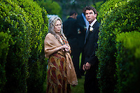Faye Dunaway and Jerry O'Connell in Lifetime Television's movie of Nora Robert's novel 'Midnight Bayou.'