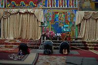 Monastero di Debre Libanosi cristiani copti etiopi.Debre Libanos monastery christian copti ethiopian