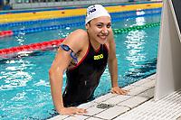 Tania Quaglieri Sea Sub Modena Women's 100m Freestyle<br /> <br /> Riccione 04/04/2019 Stadio del Nuoto di Riccione<br /> Campionato Italiano Assoluto Primaverile di Nuoto <br /> Nuoto Swimming<br /> <br /> Photo &copy; Andrea Staccioli/Deepbluemedia/Insidefoto