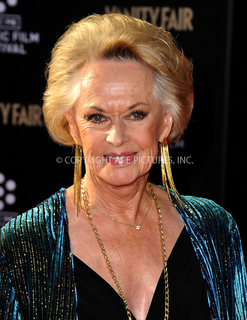 WWW.ACEPIXS.COM......April 25, 2013, Los Angeles, CA.....Tippi Hedren arriving at the 2013 TCM Classic Film Festival Opening Night Gala screening of 'Funny Girl' at the TCL Chinese Theatre on April 25, 2013 in Hollywood, CA.............By Line: Peter West/ACE Pictures....ACE Pictures, Inc..Tel: 646 769 0430..Email: info@acepixs.com