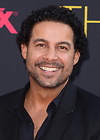 "HOLLYWOOD- SEPTEMBER 26:   Jon Huertas at the premiere of NBC's ""This Is Us"" Season 2 at NeueHouse Hollywood on September 26, 2017 in Hollywood, California. (Photo by Scott Kirkland/PictureGroup)"