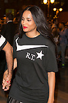 US Singer Ciara attends the party of Nike and Roberto Tisci at the Casino in Madrid, Spain. September 15, 2014. (ALTERPHOTOS/Carlos Dafonte)