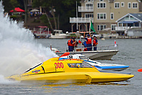 "H-8 ""Last Minute Again"", Patrick Haworth, H-79 ""Bad Influence"", Brandon Kennedy, H-300 ""Pennzoil""    (H350 Hydro) (5 Litre class hydroplane(s)"