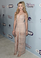 """HOLLYWOOD - OCTOBER 5:  Peyton List at the Los Angeles premiere of """"The Swap"""" at ArcLight Hollywood on October 5, 2016 in Hollywood, California. Credit: mpi991/MediaPunch"""