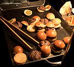 Hudson Loft Bar Mitzvah<br /> Thomas Preti Caterer<br /> Monique Banques Planner